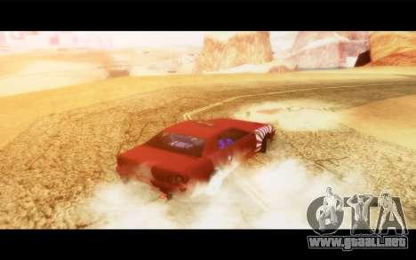 Elegy By Next para la visión correcta GTA San Andreas
