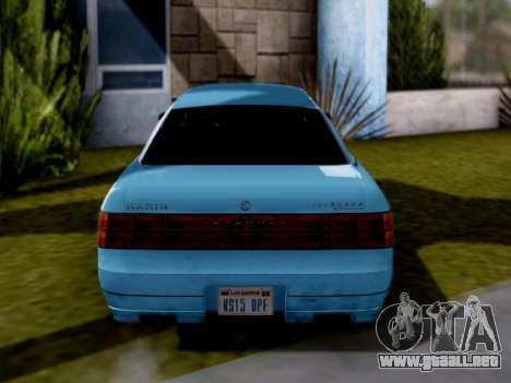 GTA V Intruder para la visión correcta GTA San Andreas