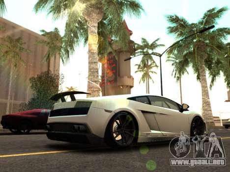 Lime ENB v1.2 SA:MP Edition para GTA San Andreas sexta pantalla