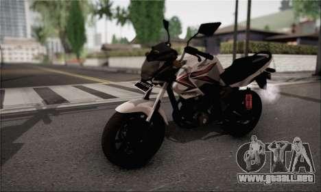 Honda Verza 150 para GTA San Andreas
