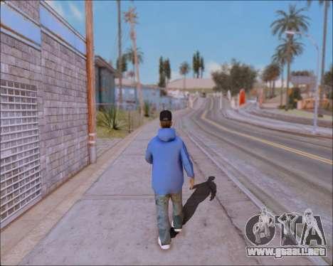 ClickClacks ENB V1 para GTA San Andreas sexta pantalla