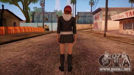 Modern Woman Skin 2 v2 para GTA San Andreas segunda pantalla