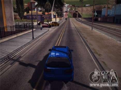 Honda Civic JDM Edition para la visión correcta GTA San Andreas