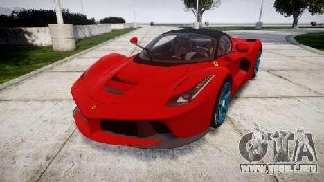 Ferrari LaFerrari 2014 [EPM] para GTA 4