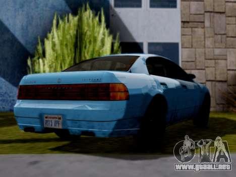 GTA V Intruder para GTA San Andreas left