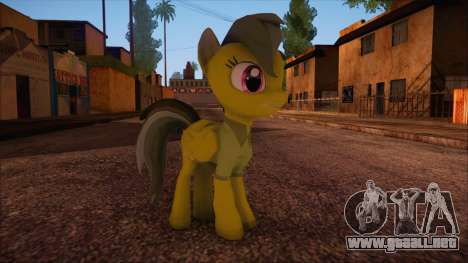 Daring Doo from My Little Pony para GTA San Andreas