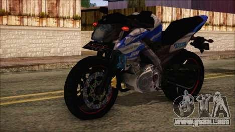 Yamaha V-Ixion GP Series para GTA San Andreas