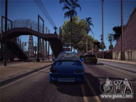 Honda Civic JDM Edition para GTA San Andreas left