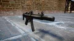 Pistola de MP5SD DRS CS b de destino