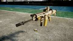 Máquina FN CICATRIZ-L Mc 16 de destino icon1 para GTA 4