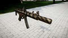 Pistola de MP5SD DRS CS