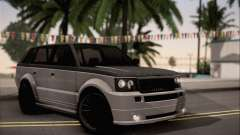 Vapid Huntley para GTA San Andreas
