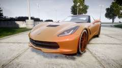 Chevrolet Corvette C7 Stingray 2014 v2.0 TireMi4