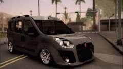 Fiat Doblo 2010 para GTA San Andreas