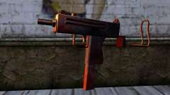 Micro Uzi v2 Rusty-sangriento