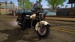 GTA 5 Police Bike para GTA San Andreas