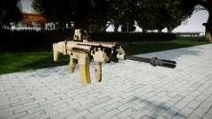 Máquina FN CICATRIZ-L Mc 16 de destino icon2 para GTA 4