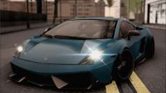 Lamborghini Gallardo Superleggera 2011