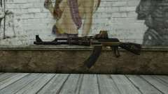 AK47 from PointBlank v2 para GTA San Andreas