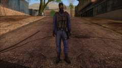GIGN from Counter Strike Condition Zero para GTA San Andreas