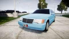 Mercedes-Benz 600SEL W140 para GTA 4