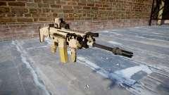 Máquina FN CICATRIZ-L Mc 16 icon1 para GTA 4