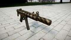 Pistola de MP5SD NA CS