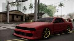 New Elegy Drift Edition para GTA San Andreas
