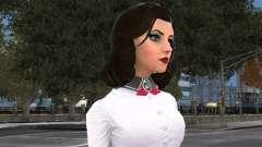 Elizabeth de Bioshock Infinite: el Entierro En el Mar para GTA 4