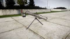 Alemán ametralladora MG3 icon1 para GTA 4