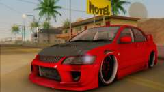Mitsubishi Lancer Evo III para GTA San Andreas