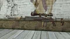 M14 EBR Chipdesert para GTA San Andreas