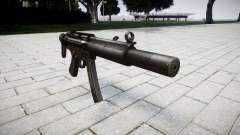 Pistola de MP5SD RO CS