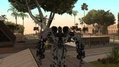 Transformers 3 Dark of the Moon Skin Pack para GTA San Andreas