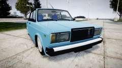 VAZ-2107 mejor modelo para GTA 4