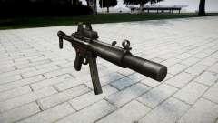 Pistola de MP5SD EOTHS FS para GTA 4