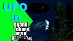 OVNI sobre San Andreas para GTA San Andreas