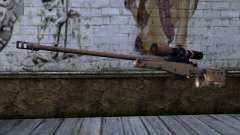 L11A3 Sniper Rifle para GTA San Andreas