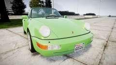 Porsche 911 (964) Cabrio