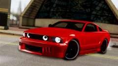 Ford Mustang GT 2012 para GTA San Andreas