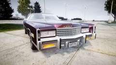 Cadillac Eldorado 1978