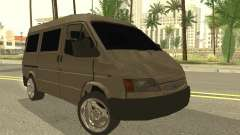 Ford Transit 1997 Medium Roof para GTA San Andreas