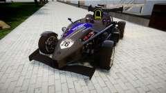 Ariel Atom V8 2010 [RIV] v1.1 Jancon mobile para GTA 4