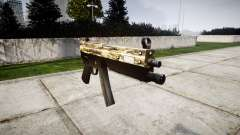 Subametralladora MP5 Desierto para GTA 4