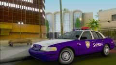 Ford Crown Victoria 1999 Walking Dead