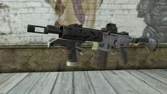 Peacekeeper from Call of Duty Black Ops II para GTA San Andreas