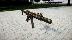 Pistola de MP5SD NA FS para GTA 4