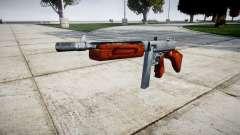 Subametralladora Thompson M1A1 cuadro icon2 para GTA 4