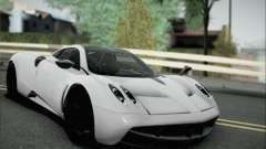 Pagani Huayra TT Ultimate Edition para GTA San Andreas