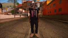 GTA 5 Online Skin 11 para GTA San Andreas